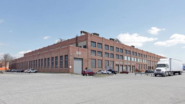 Bu0026amp;E Storage Has Signed A 293,872 Square Foot Lease At Point Breeze