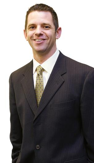 Collin Stieben, chief evilness president, advertizement banking manager, Commerce Bank in Wichita.