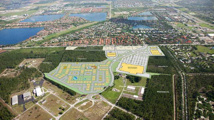 Ram Realty Services plans to build apartments and retail on 80 acres near Zoo Miami.