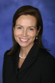 Aya Hamilton, managing director for the Seattle office of Goldman Sachs
