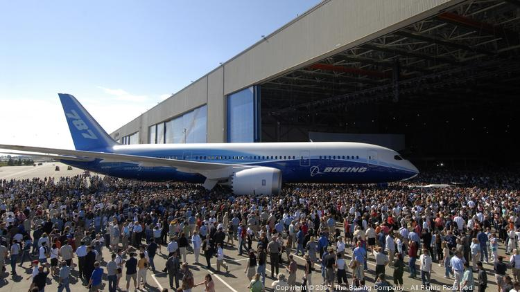 The July 8, 2007 Dreamliner rollout was a sunny and joyous event, marred only later as it became clear how much work remained to be done.