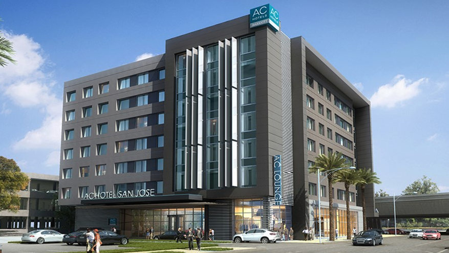 Ac Hotel Replaces Hampton Brand In Downtown San Jose Silicon Valley Business Journal
