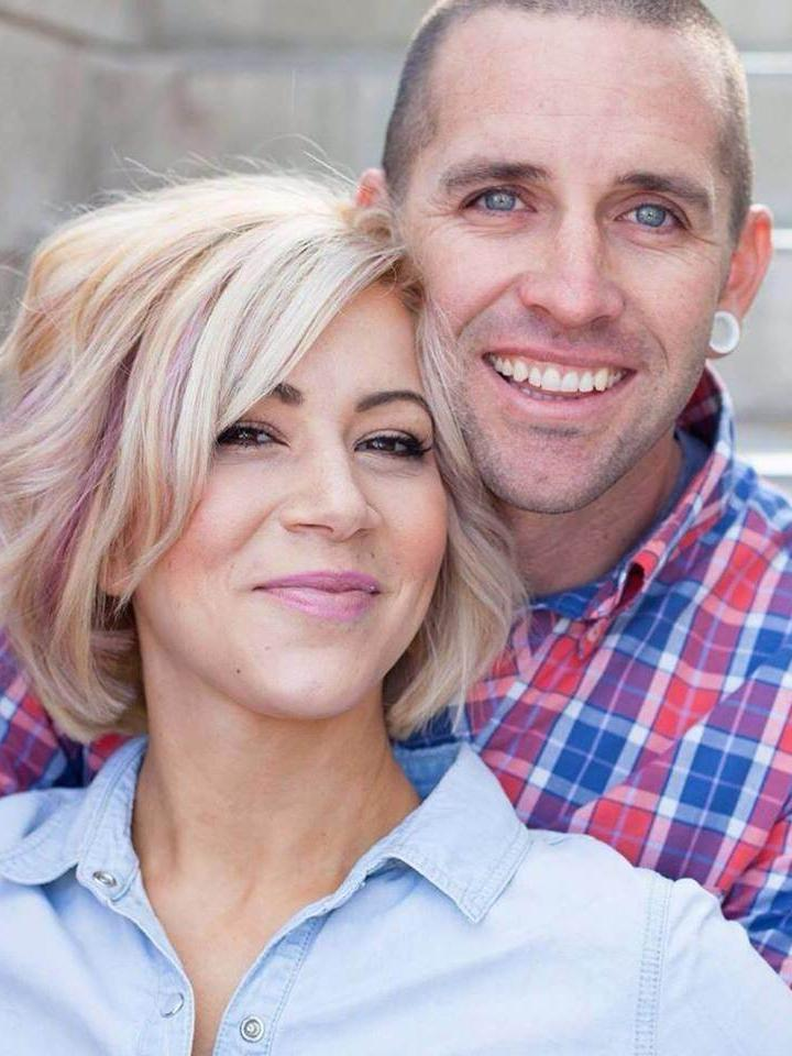 Gave in America co-founders Lindsey and Jeffrey Michaelree.
