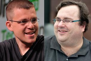 Levchin and Hoffman