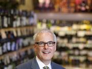 Ray Johnson is director of Sonoma State University's Wine Business Institute, which just nabbed a $3 million gift to help build a new wine business center.