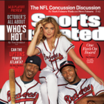 Super model Kate <strong>Upton</strong> goes to bat for Braves' Justin <strong>Upton</strong>