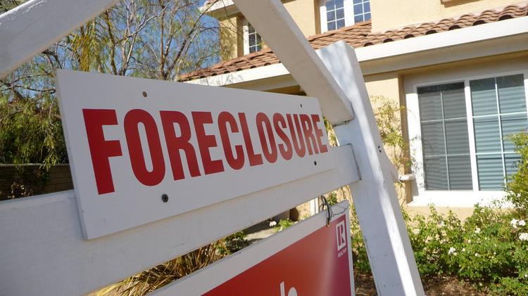 RealtyTrac reported national foreclosure activity has fallen to levels not reported since before the August 2006 housing bubble burst.