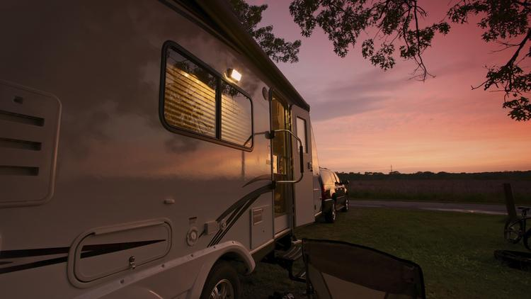 Rusty's RV Ranch, an RV campground in Southern New Mexico, has converted all of its sites to solar power.
