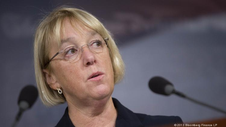 "Sen. Patty Murray, D-Wash., said her bill would ensure that ""no CEO or corporation can come between a person and their access to health care."""