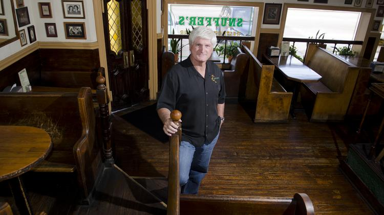 Pat Snuffer gave up the original Snuffer's location on Greenville, where he planned to open a new burger concept, in order to settle a legal battle with new the new owner, Firebird Restaurant Group.