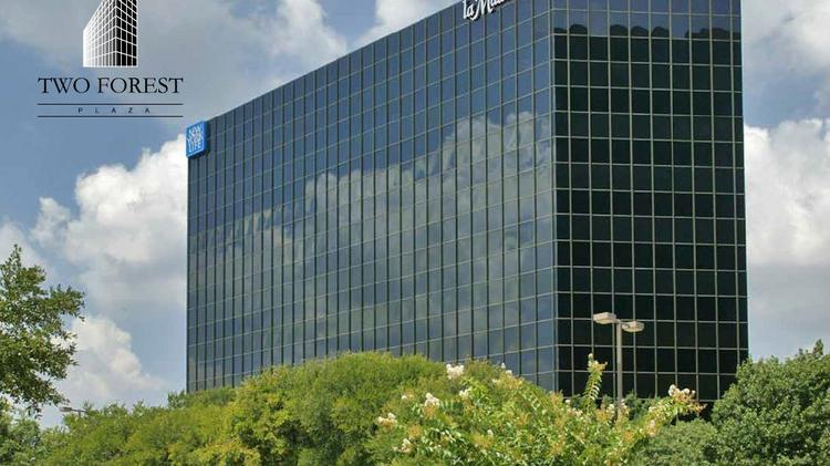 Encore Enterprises purchased Two Forest Plaza, a 196,215-square-foot office building at 12201 Merit Drive, which has proximity to Coit Road and LBJ Freeway near the High Five interchange.