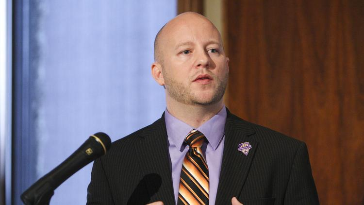 The new president of Louisville City FC, Djorn R. Buchholz, has 13 years of experience in professional soccer management and fan engagement.