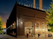 A possible look for the redeveloped Powell Avenue Steam Plant.