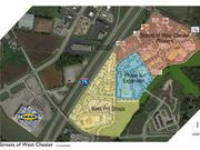 Here's the plan for Streets of West Chester.