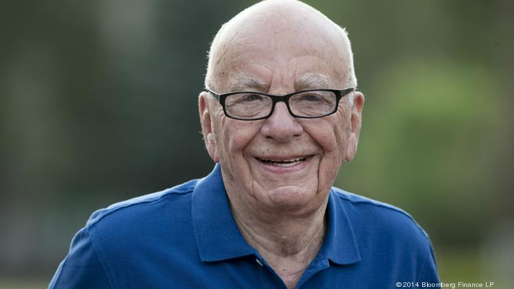 Rupert Murdoch, chairman of News Corp., withdrew his bid for Time Warner today.