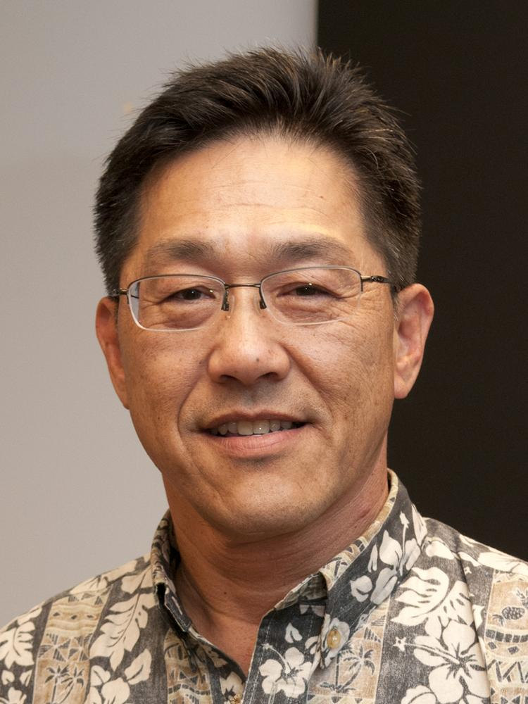 Robert Yu, president of The Chinese Chamber of Commerce of Hawaii
