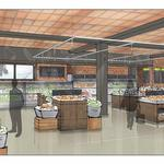 Roche Bros. advances construction at former Filene's site in Downtown Crossing (BBJ slideshow)