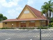 PNC Bank's $18.1 million foreclosure judgment against Deerfield Station includes the restaurant at 1250 W. Hillsboro Blvd., which is set for auction Aug. 20.