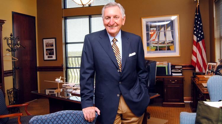 Massey Services Chairman and CEO Harvey Massey