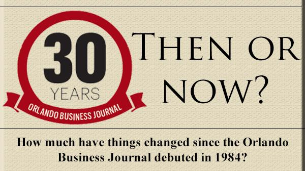 Click through the slideshow to learn the answers to the Orlando Business Journal's 30th Anniversary headline quiz.