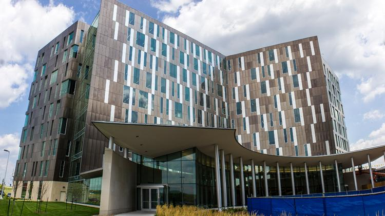 Cerner Corp.'s Continuous Campus in Kansas City, Kan.