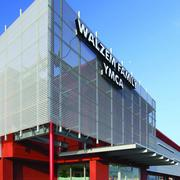 A shot of the new Walzem YMCA