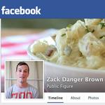 Facebook forcing Potato Salad Guy to drop 'Danger' from his name