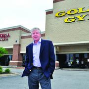 Michael D. Hoover of DH Realty Management brought some new muscle to several Albertsons sites, including this one at Bandera Pointe, which features Gold's Gym And TreusDell.