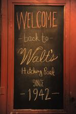 Take a look inside the newly reopened Walt's Hitching Post