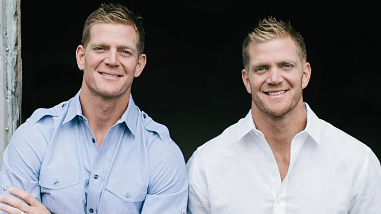 Twin brothers Jason Benham (left) and David Benham, through their Concord real estate firm, have helped complete renovations on six Charlotte-area homes that were once slated to appear on an HGTV reality show. Here's a look inside one of the homes currently on the market.