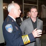 Under Armour hires former Baltimore police commissioner Fred <strong>Bealefeld</strong>