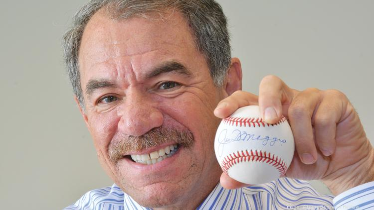 Robert Davey is an avid sports fan with a collection of baseball memorabilia. Davey is the regional vice president of TD Bank for the upstate New York.