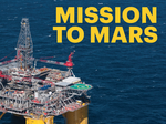 <strong>Centerpiece</strong><br>Life on Mars: Shell's new Gulf project ready for launch
