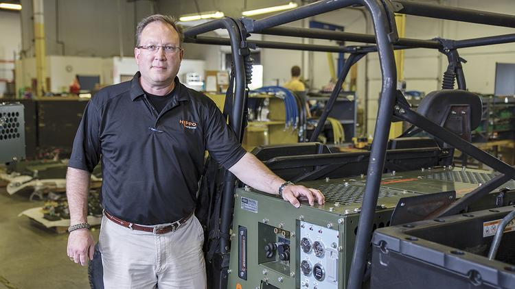 Chris Klope is COO of Mobile Hydraulic Equipment Co. LLC in Riverside.