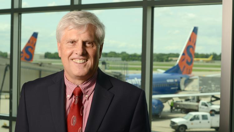 John Fredericksen, CEO of Sun Country Airlines