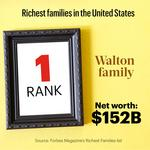 Forbes ranks America's 25 richest families ... and a famous Pittsburgh name is on the list