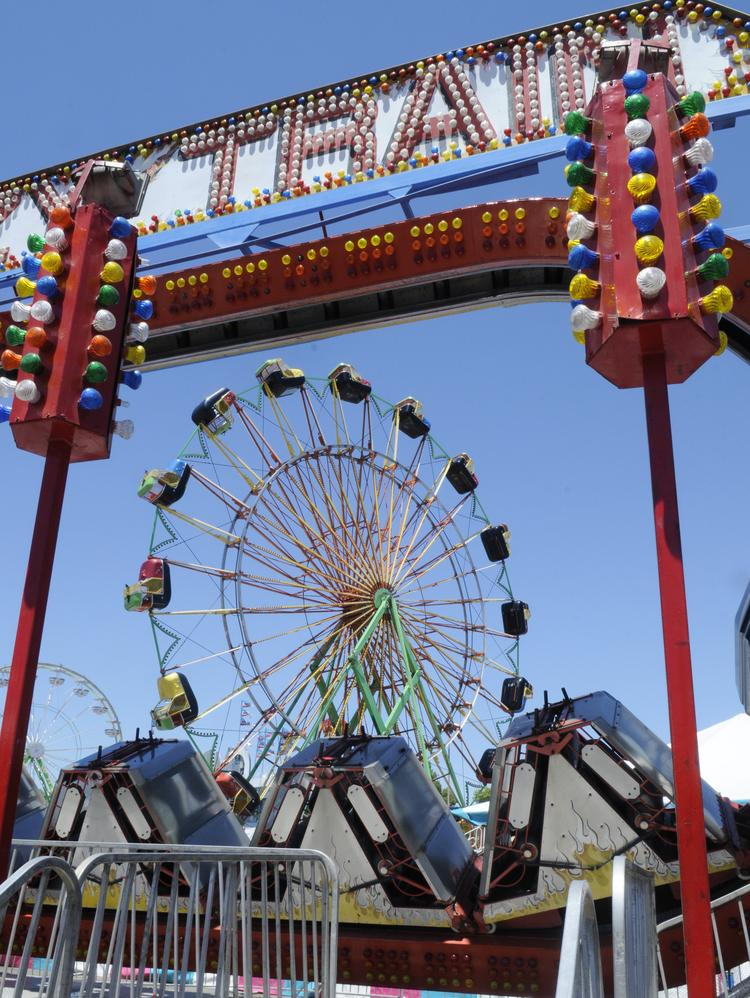 Attendance at the 2014 California State Fair hit more than 750,000 in attendance, which is 8 percent higher than last year. Paid attendance was 556,440, or up 11 percent.