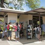 State, nonprofit team up to sell to Diamond Head visitors