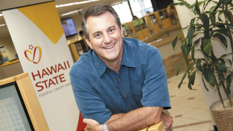 Andrew Rosen is president and CEO of Hawaii State Federal Credit Union.