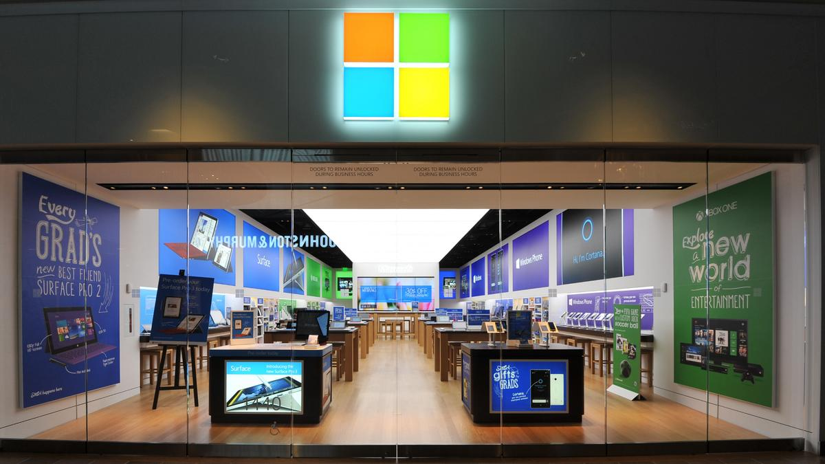 Microsoft to set up shop in Charlotte's SouthPark mall ...