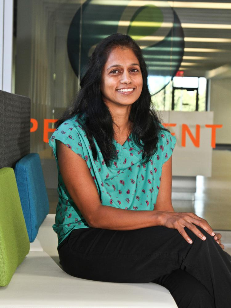 Anagha Vyas came to Dublin last year to head up the local office of Persistent Systems Ltd., an India-based information technology company.