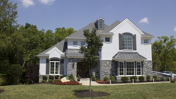 House 1: The house was built by Elite Homes Inc. The interior designers are Lisa Lynn Knight of Lisa Lynn Design Services LLC and Devona Shakespeare of Elite Homes.