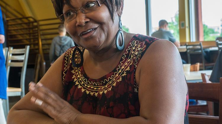 Hazel Miller has been called the queen of blues and soul in Denver. She sits down with Bill Husted at Whole Foods in Cherry Creek to talk music and business.