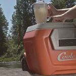 It's a cooler. It's a blender. It's a party in a box. And on Kickstarter, it's a fundraising phenomenon