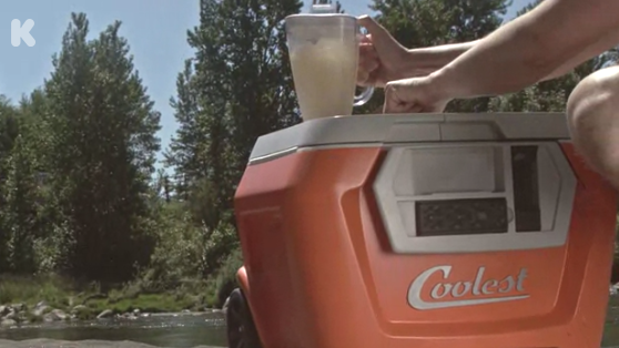 The Coolest Cooler's Kickstarter campaign has led to a mania among those looking for, well, a cooler cooler.