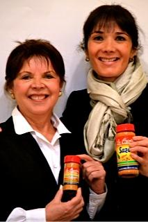 Sylvia (left) and Carmen Maldonado.
