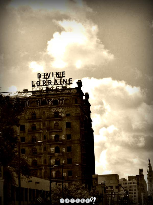 The Divine Lorraine in North Philadelphia