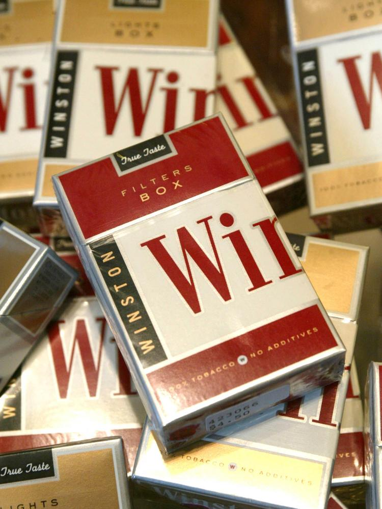 Would Reynolds American (NYSE:RAI) be forced to sell off the Winston and Salem brands of cigarettes if it strikes a deal to acquire Lorillard?