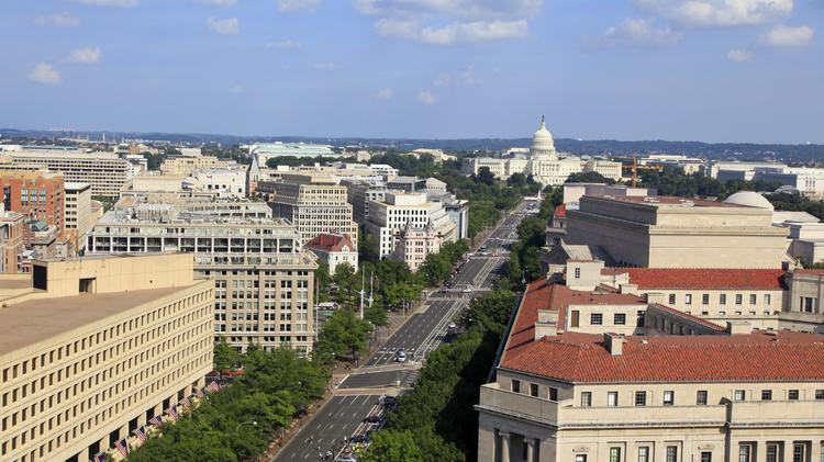 One lobbying firm is trying something new to capture business.