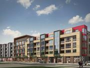 10th Street Flats in Clarendon is likely to win approval from the Arlington board on Saturday.